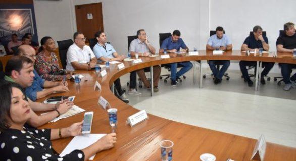 Prefeitura apresenta Plano Diretor e Código de Limpeza Urbana