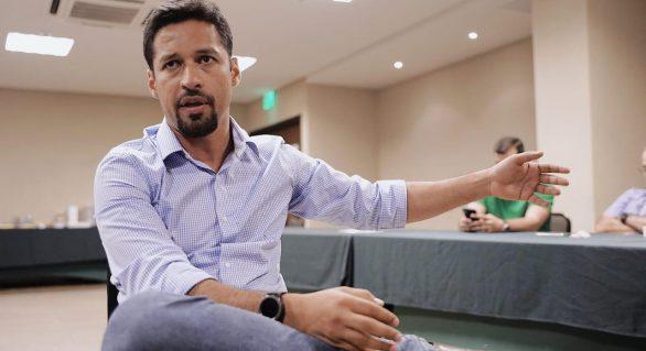 Não tenho compromisso com JHC, diz  Rodrigo Cunha