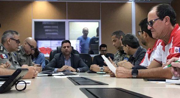 Redução de assalto a ônubis em Maceió tranquiliza rodoviários
