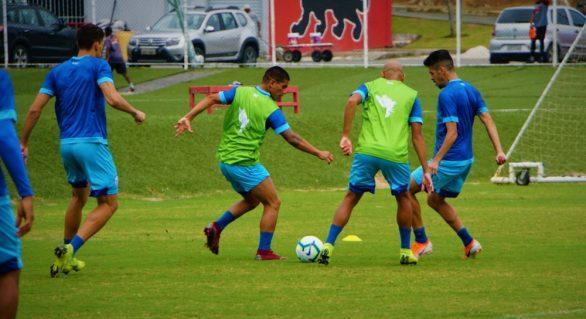 CSA encara Bahia com disponibilidade Alan Costa, Bustamante e Alecssandro