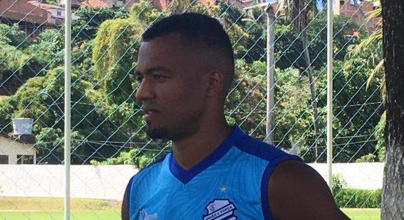 CSA tem dois jogadores suspensos para o jogo contra o Bahia