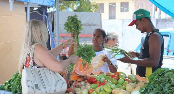 Fetag/AL mostra força da agricultura familiar durante feira