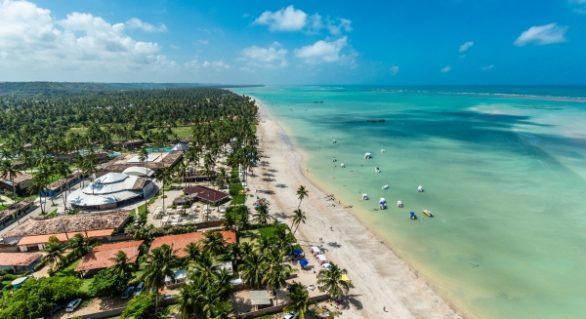 4 municípios de AL sobem em classificação no Mapa do Turismo 2019