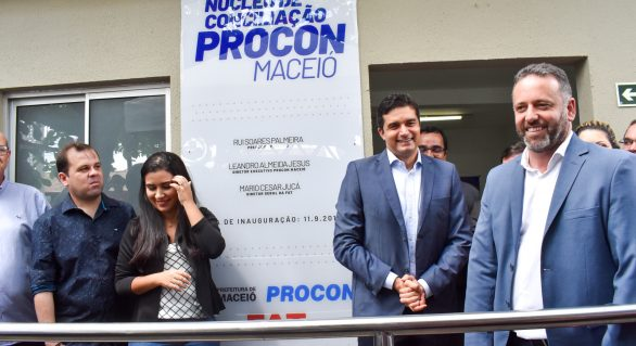 Nova unidade do Procon é inaugurada no Barro Duro