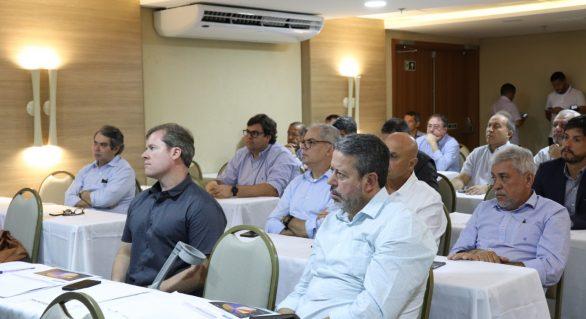 Pindorama participa de encontro entre setor canavieiro e bancada federal