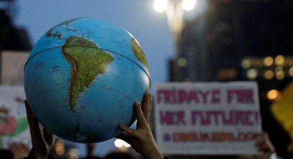 Cidades brasileiras participam de mobilização mundial pelo clima