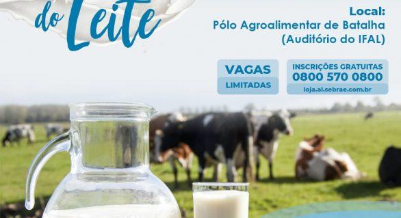 Palestras da Expo Bacia vão capacitar produtores de leite