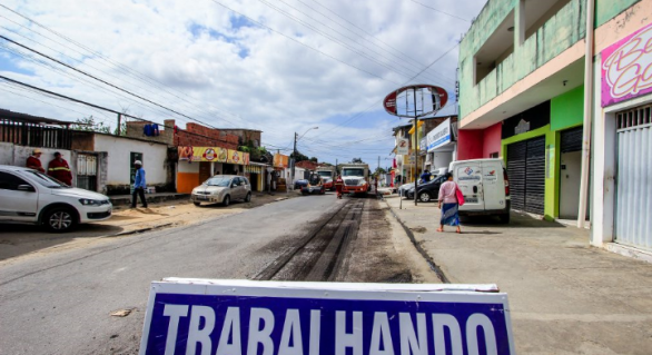 Cidade Universitária, em Maceió, receberá pavimentação de vias