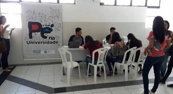 """Projeto """"Pé Na Universidade"""" irá oferecer aulas gratuitas para alunos da rede pública"""