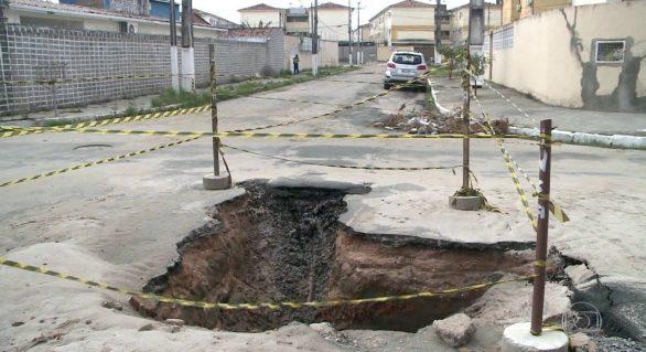 Braskem afirma que tremor na região do Pinheiro teve causa natural