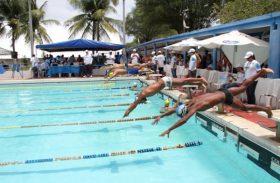Nadadores alagoanos batem recorde no Norte-Nordeste em Salvador