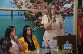 Emanuella Moura envia PL à Câmara para pagar precatórios do FUNDEF