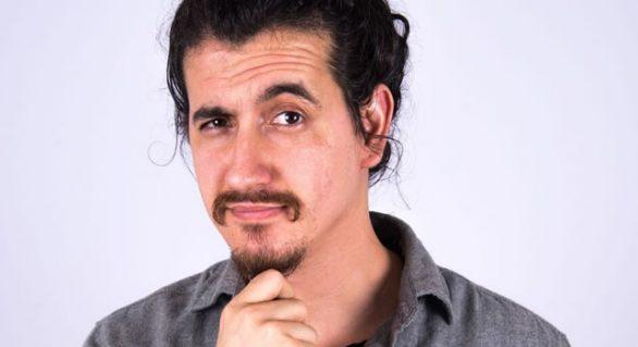 Afonso Padilha apresenta stand-up comedy em Maceió