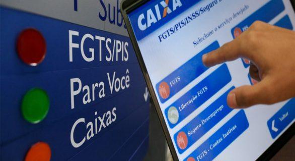 Caixa Econômica inicia segunda parte de pagamentos do FGTS