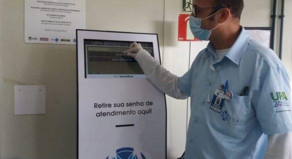 Obras na UPA do Benedito Bentes são concluídas