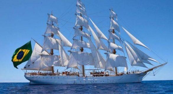 Maceioenses poderão visitar Navio-Veleiro a partir desta segunda
