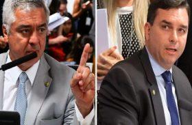 Guerra no bolsonarismo: Senador Major Olímpio quer Flávio fora do PSL