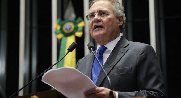STF arquiva 15º inquérito contra Calheiros e outros parlamentares