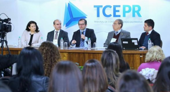Servidores participam do 9º Encontro Técnico de Gestão de Pessoas
