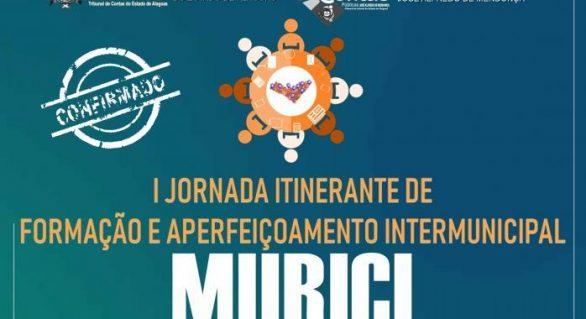 I Jornada Itinerante de Formação e Aperfeiçoamento Intermunicipal