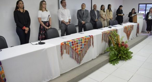 TCE realiza etapa da I Jornada Itinerante de Formação e Aperfeiçoamento Intermunicipal