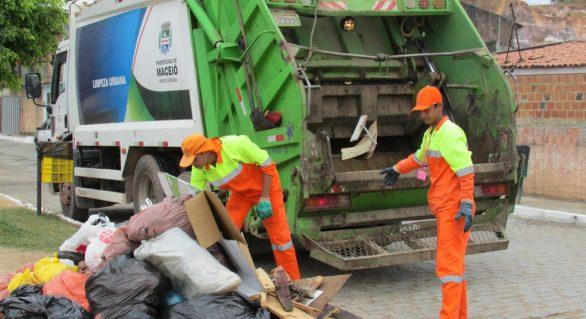 Novo Código de Limpeza Urbana é implantado em Maceió