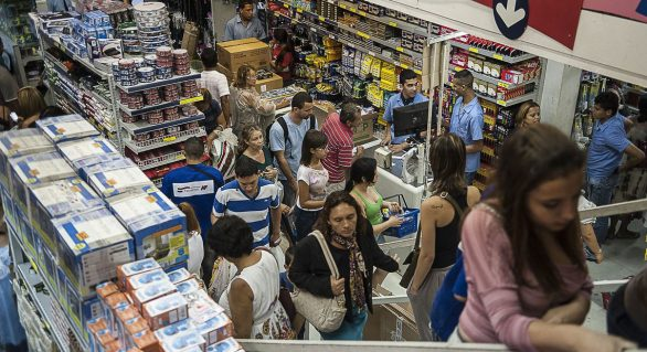 Consumidor mostra que agora se preocupa mais com preços