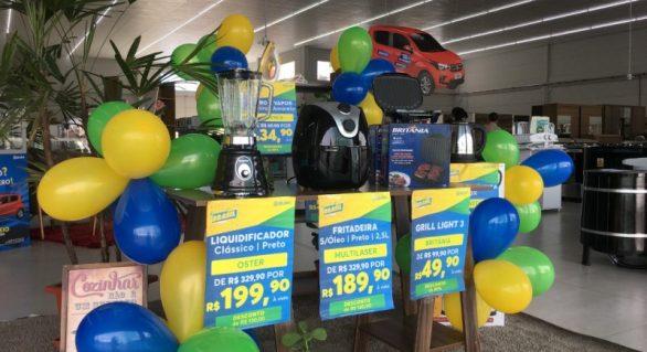 Em quatro dias, Semana do Brasil aumenta vendas em 12%
