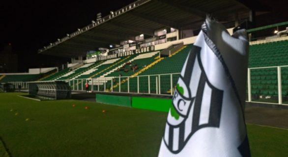 Figueirense abandona Série B do Campeonato Brasileiro