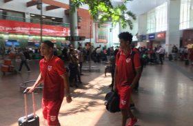 Wellington Carvalho fratura nariz e não joga contra Coritiba