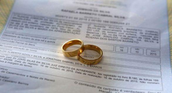 Justiça Itinerante promove casamento coletivo no Núcleo Ressocializador na terça (10)