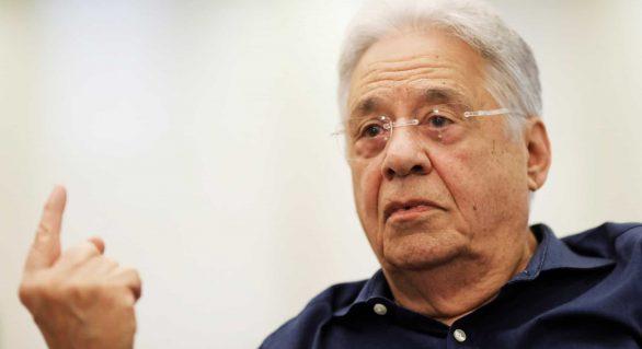 Virar ministro foi um erro do Moro, afirma FHC