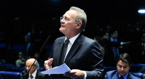 STF arquiva inquérito contra Renan Calheiros por falta de provas
