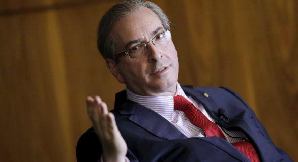 Eduardo Cunha diz que Janot é psicopata e homicida