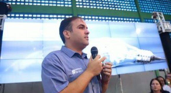 Prefeito de Pilar tem 96% de aprovação em sua gestão