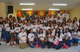 Prefeitura de Anadia e IFAL implantam projeto de empoderamento Garotas Mil
