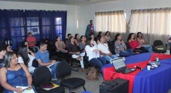 Pré-candidatos ao Conselho Tutelar recebem capacitação em Santana do Mundaú