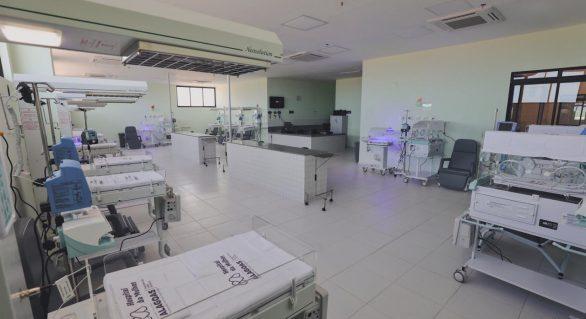 Hospital da Mulher é inaugurado e começa a funcionar nesta segunda (30)