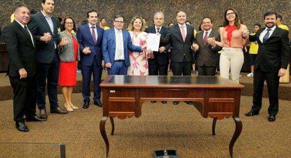 Pacto em defesa da primeira infância foi assinado no Tribunal de Justiça de Alagoas
