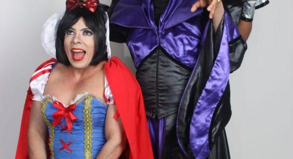 Comédia Branca de Neverrr volta ao palco em Maceió no final de semana