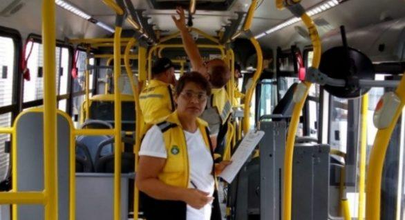 Município autua 30 ônibus por irregularidades em Maceió