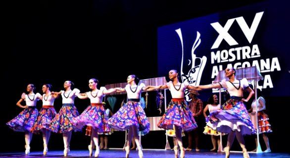 16ª edição da Mostra de Dança Alagoana acontece nesta sexta-feira