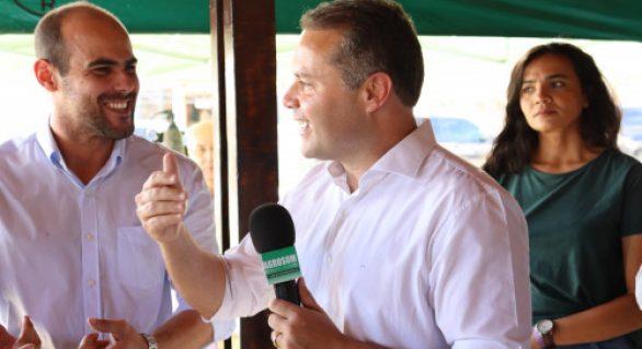 Governador Renan Filho visita a 69ª Expoagro Alagoas