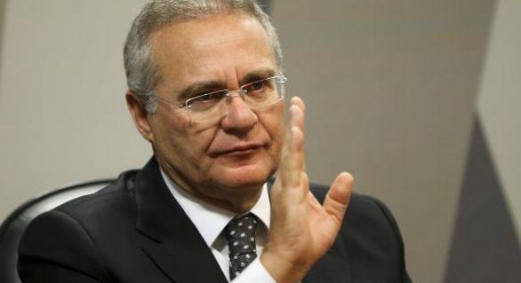 Renan Calheiros pede que OAB suspenda Rodrigo Janot