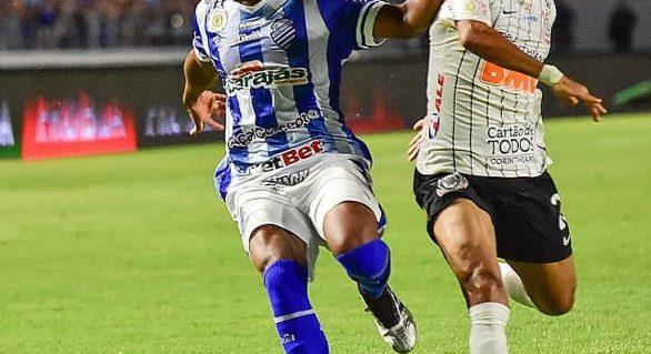 CSA vence Corinthians por 2X1 no Rei Pelé