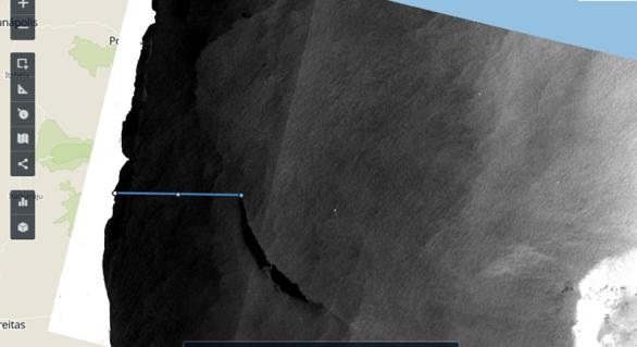 Laboratório da Ufal tem imagem de satélite que pode explicar a causa do óleo no Nordeste
