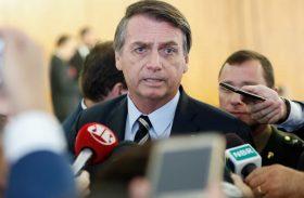 Bolsonaro sobre áudio: Se alguém grampeou, é desonestidade