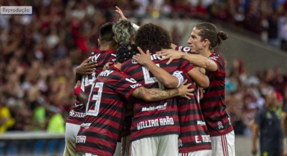 Flamengo conquista Brasileirão sem nem entrar em campo