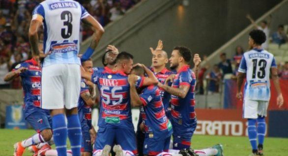 CSA se complica após derrota de 3×0 para Fortaleza