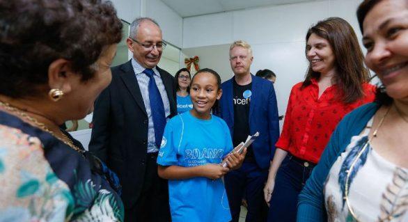 Unicef reconhece avanços na política para crianças em AL